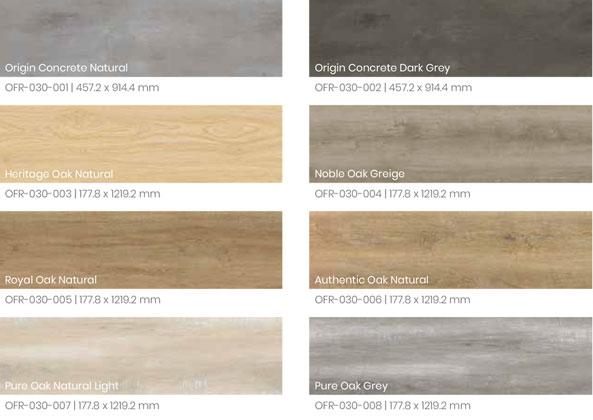 Vinylboden Designs Teil 1