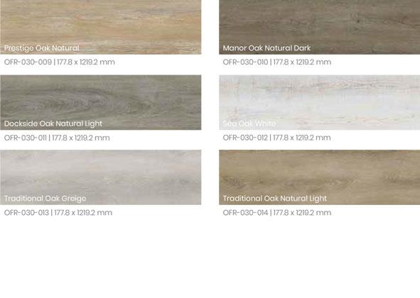 Vinylboden Designs Teil 2