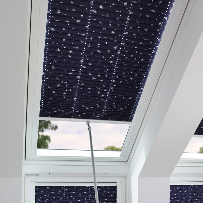 Erfal Plissee Dachfenster